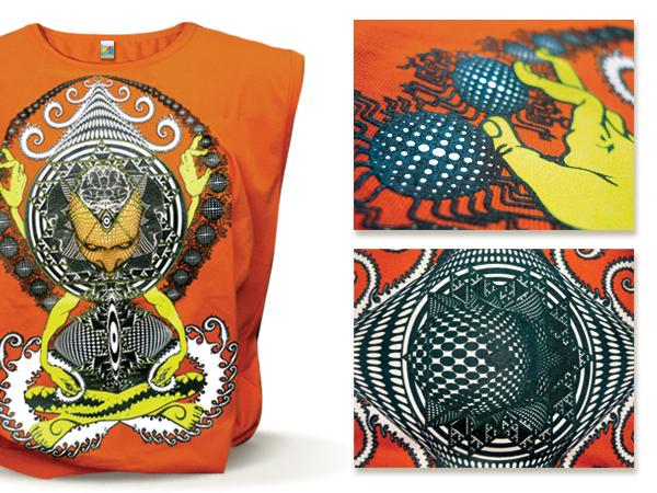 Дизайны футболок фото